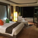 One bed luxury villa & Hot tub