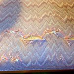 Ripped upholstery. The Lodge at Jackson Village. Jackson Village, New Hampshire. Photo by Terry