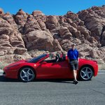 Ferrari at Red Rock
