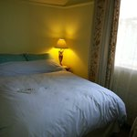 Single room on the top floor with very comfortable double bed