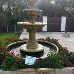 Willow Wood Fountain, Heroes.....