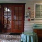Jr Garden Suite Room, Breakfast area Heron House
