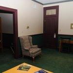 View of door and bedroom