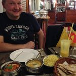 One of the best curries in a long time!