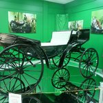 Abraham Lincoln's carriage in the Land of Oz!