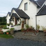 Front of Pennyghael