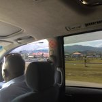 On the way to Negril or Ocho Rios or Montego Bay ��