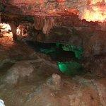 Onyx cave lighting
