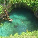 ecco la famosa grotta