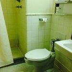 MAC bathroom