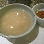 Soup with Stick Rice