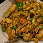 Peanut chicken