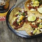 Tacos al Pastor at Señor Taco Clarke Quay