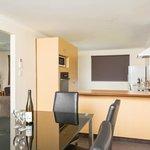 3 bedroom - dining/kitchen