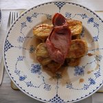 try this yummy French toast