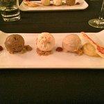 Dessert - 3 scoops of Ice cream