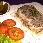 Terrine au poivre vert fait maison, un pure délice!