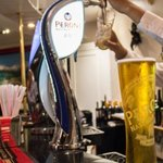 Peroni Beer On Draught