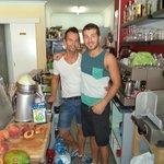 Markus en zijn vriend