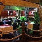 Jungle Rain Café