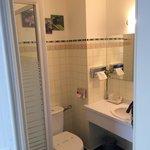 La salle bain