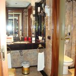 Bathroom, Sea view room