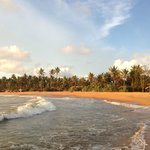 quick beach access