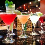 Mezza Martinis