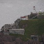 Fort Amherst National Historic site