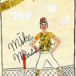 Now on display in the Museum: A hand-drawn baseball card by 11-year-old Mike Mussina.