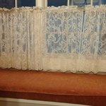 Window suite 2nd floor Lemos Building between Rms. 318 and 319