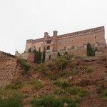 castillo palacio Papa Luna