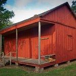 Allendale Plantation Slave Cabin c. 1850