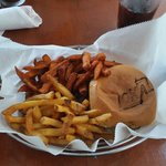 The Fidy-Fidy Burger