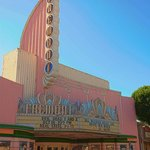 Early Morning shot of the Fremont Theater