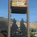 ‪Cowboy Lodge and Grill‬