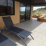 deluxe master suite private terrace