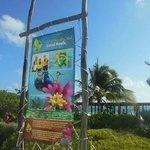Llegando a Punta Sur Cozumel