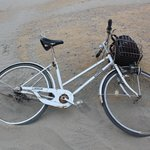 The Narita Airport Hostel has many bicykles to lend for free