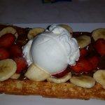 lovely waffle