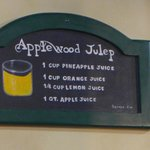 Applewood Julep Recipe