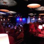The Jazz bar with retro style decor