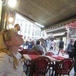 В ожидании обеда - вдыхаем воздух Венеции