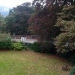 Front garden of Annslea