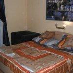 Lovely large bedroom
