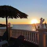 Best sunset views in San Stef