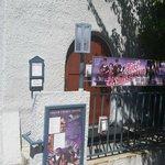 Oregon Cabaret Front Entrance
