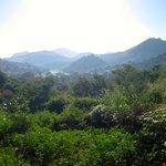 amazing trekking terrain