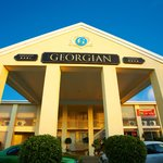 The Georgian Hotels renowned on-site Restaurant - in Albury