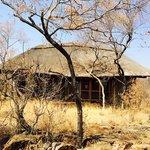 Separate, private bungalow